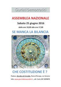 locandina assemblea nazionale 2016 GD